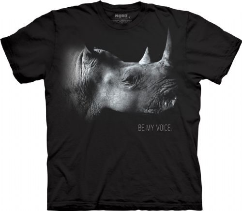 Be My Voice T-shirt | The Mountain®